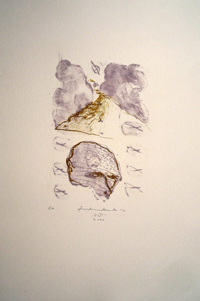 """Abbildung 1: """"Vulcan"""" von Franz-Anatol Wyss"""