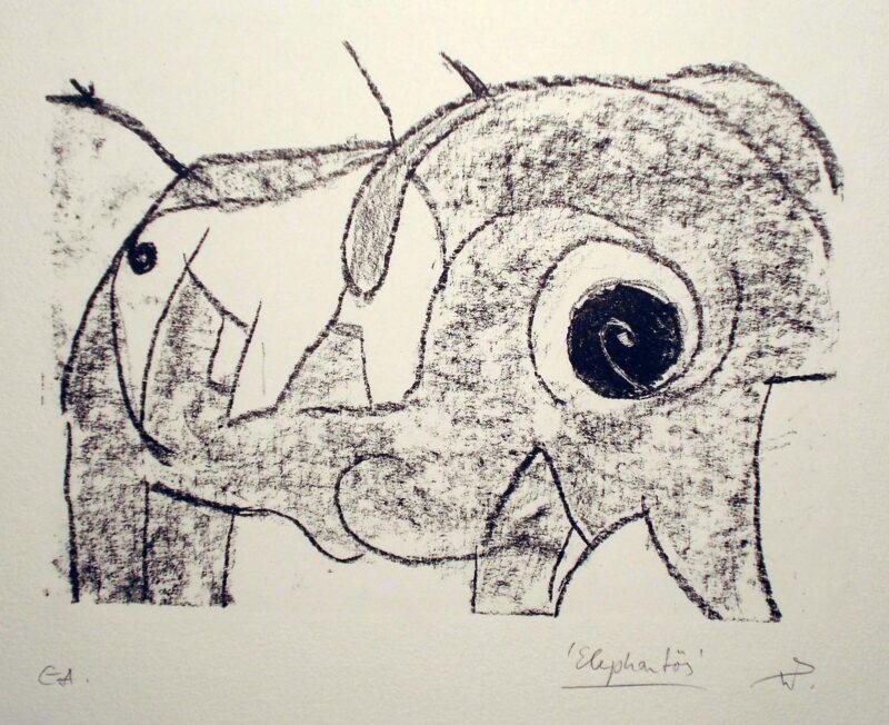"""Abbildung von """"Elephantös"""""""