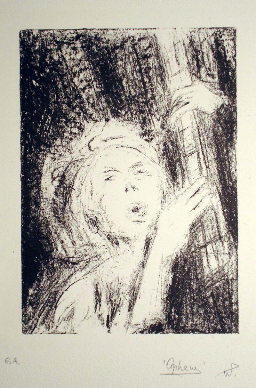 """Abbildung 1: """"Orpheus"""" von Werner Peters"""