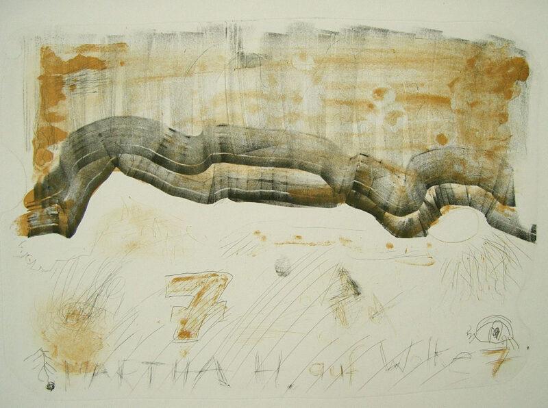 """Abbildung 1: """"Martha H. auf Wolke 7"""" von Peter Dettmann"""