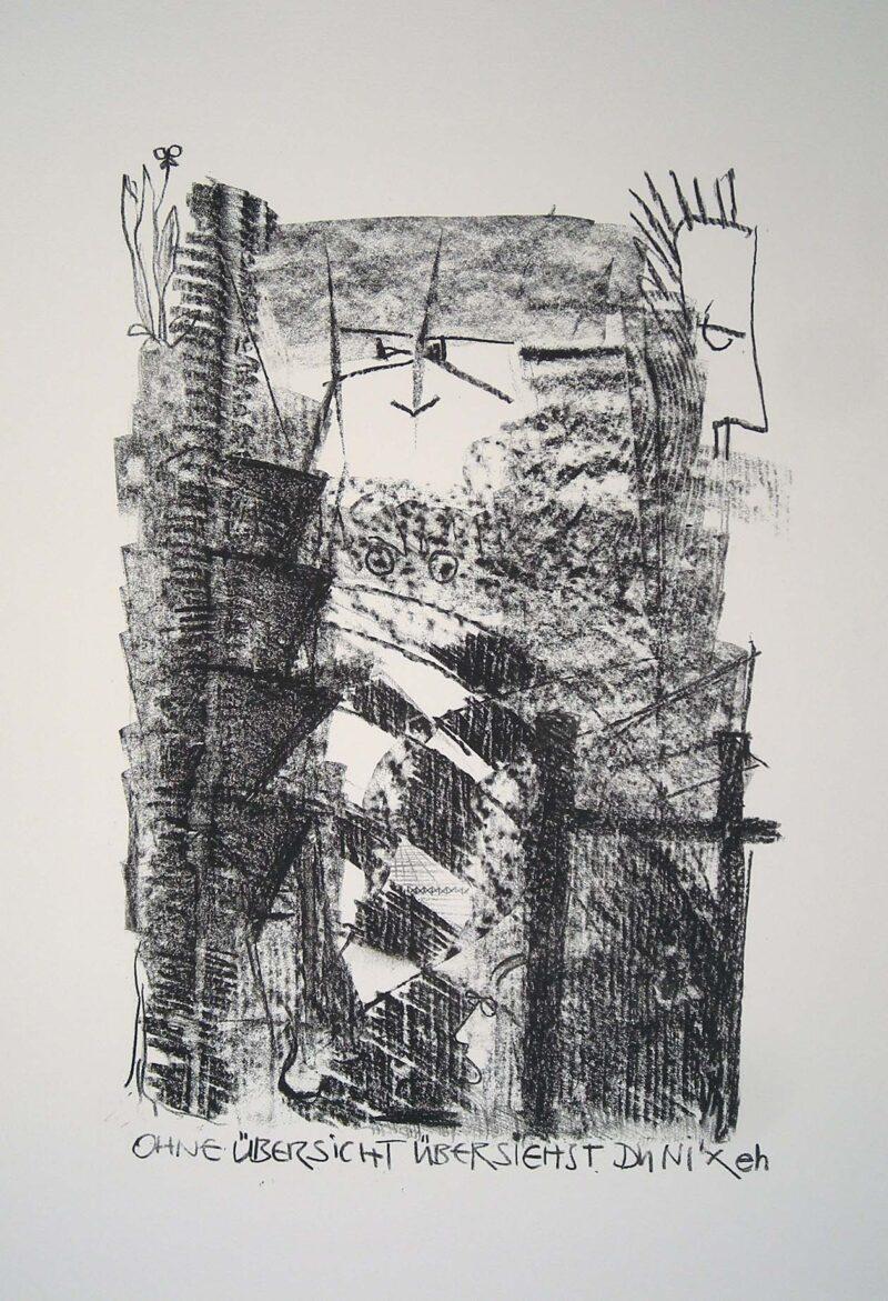 """Abbildung 1: """"Übersicht"""" von Peter Dettmann"""