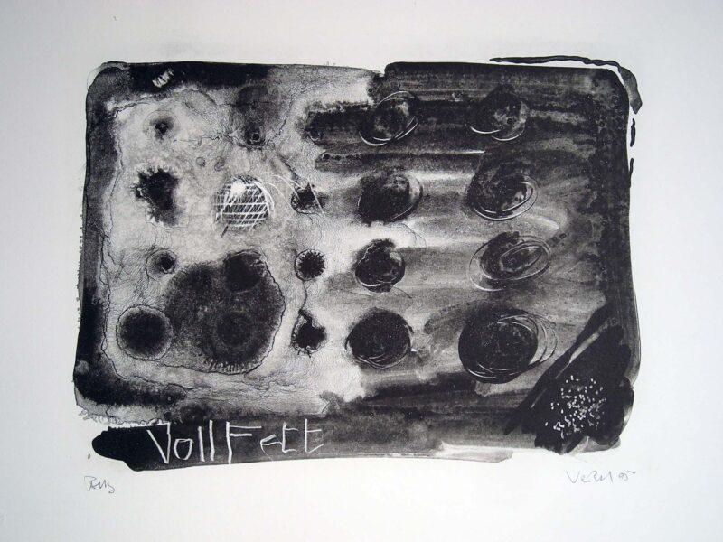 """Abbildung 1: """"VollFett"""" von Peter Dettmann"""