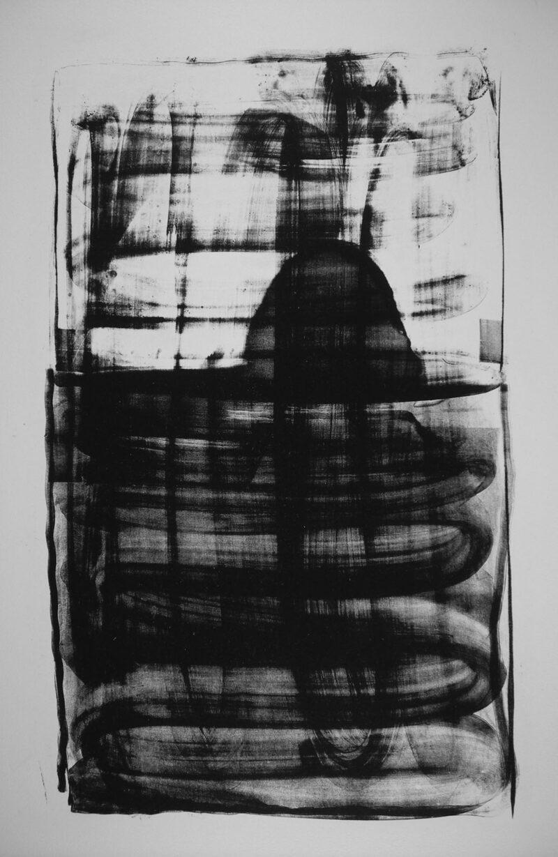 """Abbildung 1: """"Der eilige Berg der Schlawiner"""" von Peter Dettmann"""