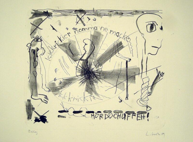 """Abbildung 1: """"Mit den Münchenern fast auf gleicher Augenhöhe"""" von Peter Dettmann"""