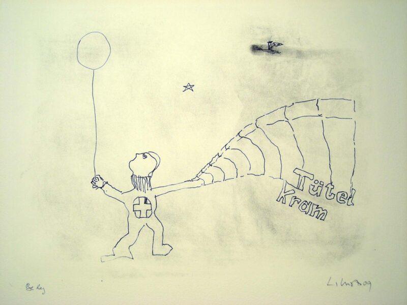 """Abbildung 1: """"13.August 2009"""" von Peter Dettmann"""