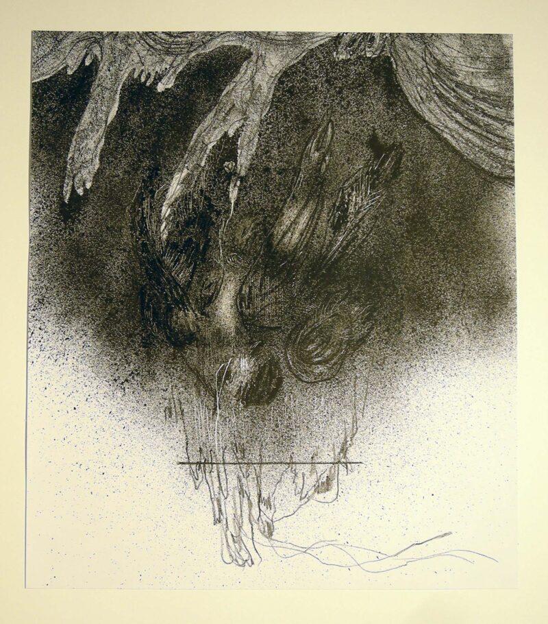 """Abbildung 1: """"Drop Dead"""" von Anneli Schütz"""