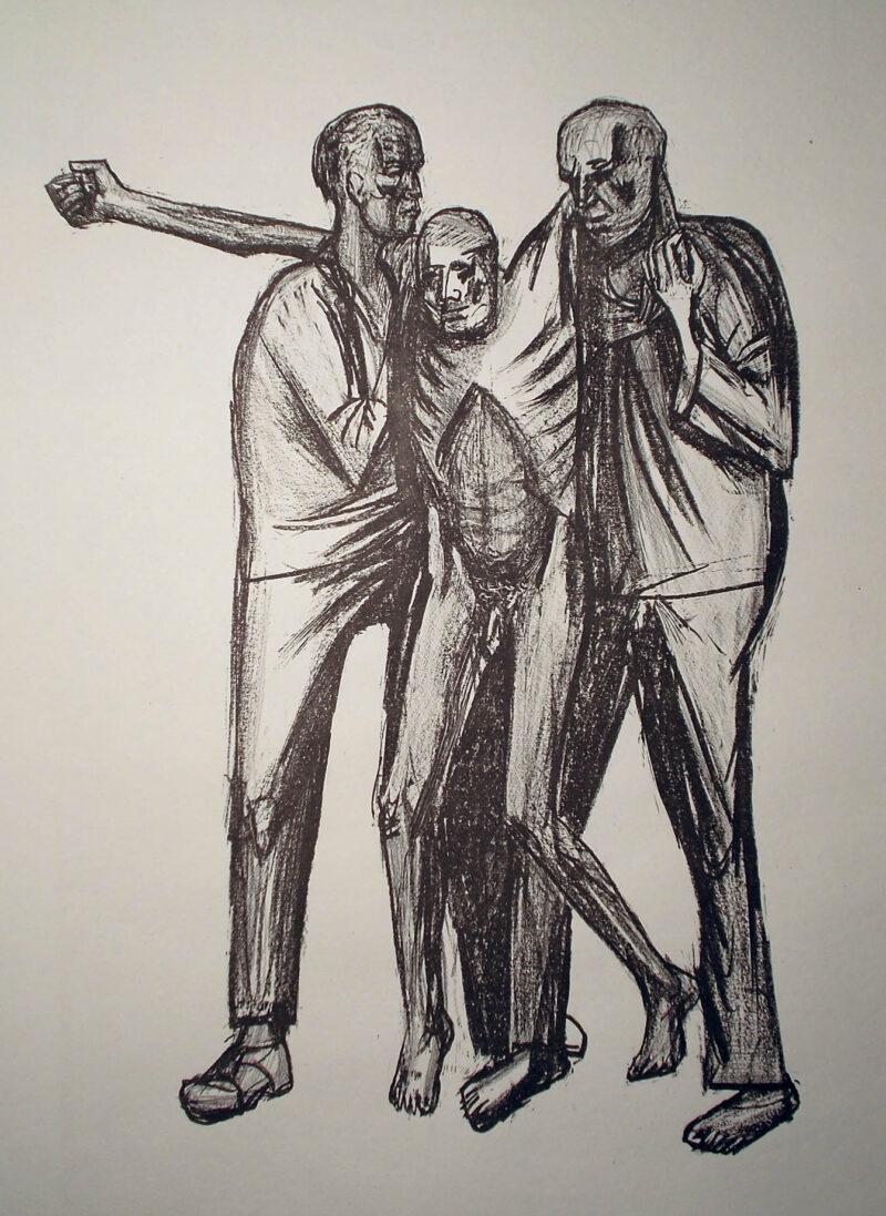 """Abbildung von """"Buchenwald Blatt 1"""""""