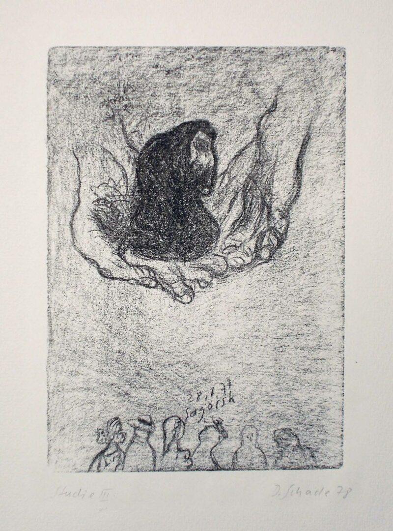 """Abbildung von """"Sagorsk, (Studie III)"""""""