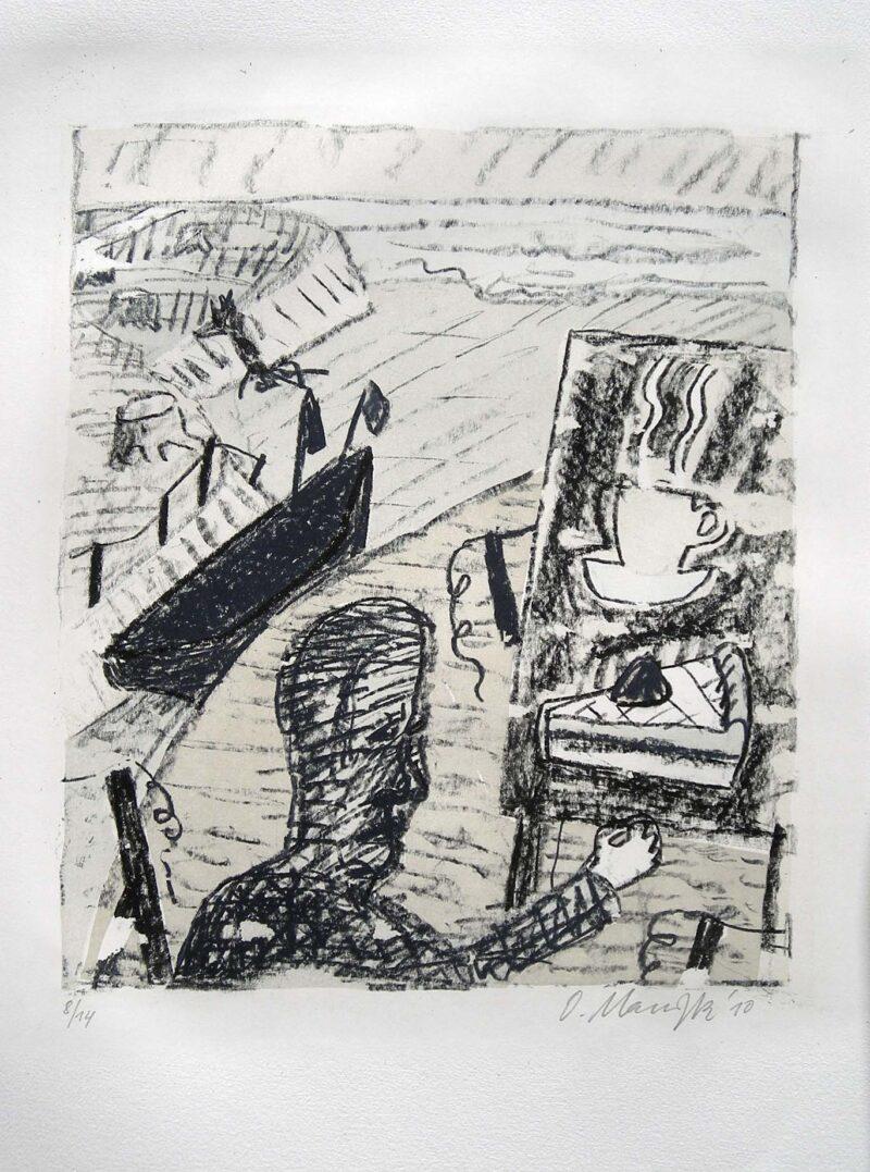 """Abbildung 1: """"Kaffee & Kuchen"""" von Oskar Manigk"""