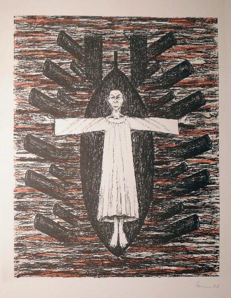 """Abbildung 1: """"Der falsche Messias"""" von Fritz Cremer"""