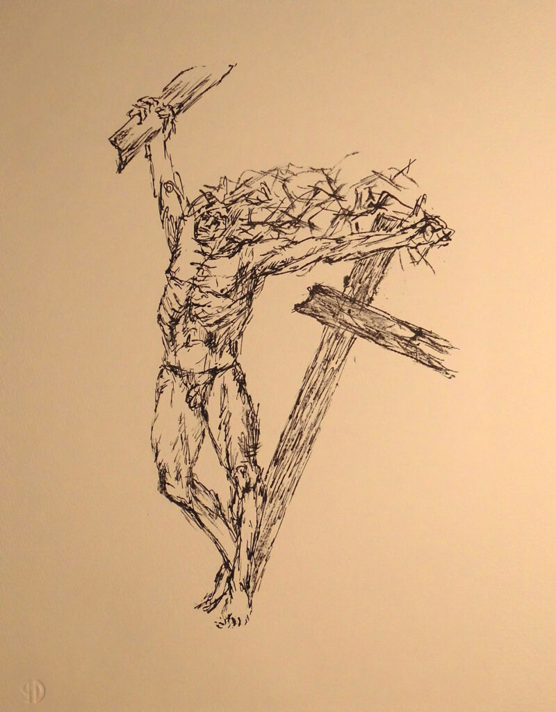 """Abbildung von """"Der Triumphator"""""""