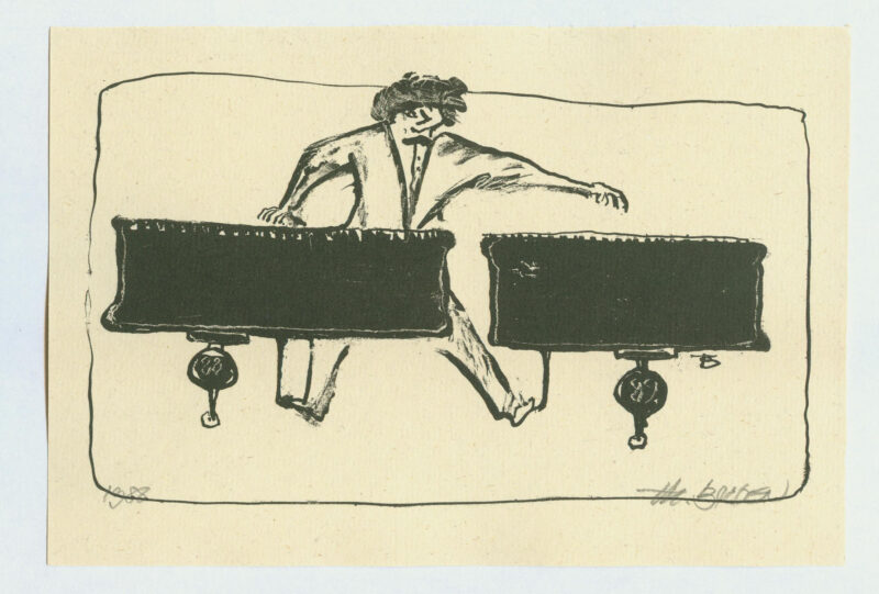 """Abbildung von """"Der Pianist"""""""