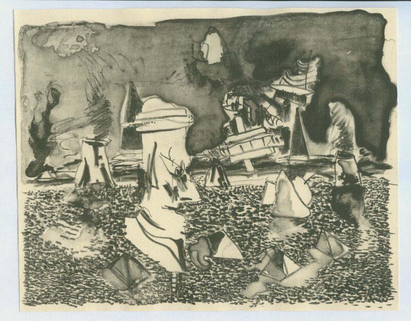 """Abbildung von """"Island I"""""""