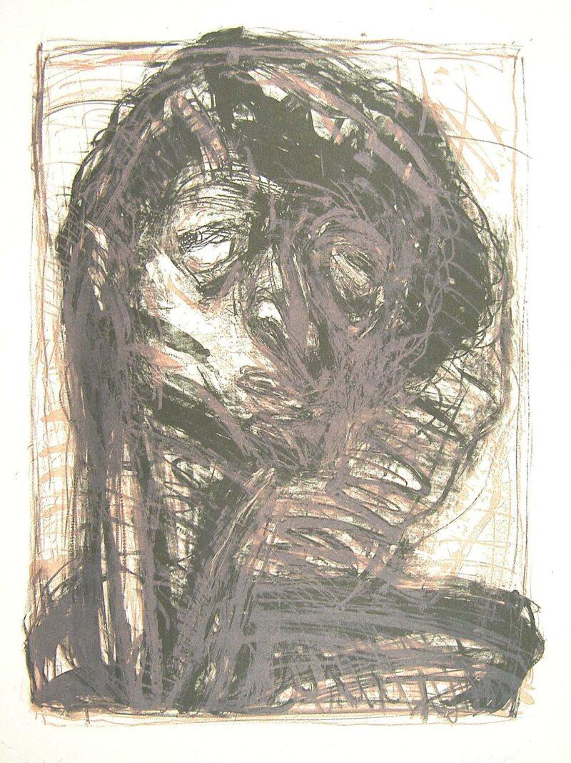 """Abbildung 1: """"M. Paul II"""" von Ellen Fuhr"""