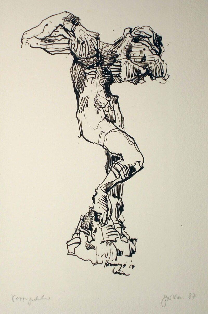 """Abbildung von """"Innere Stimme (Rodin)"""""""