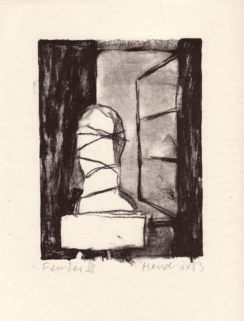 """Abbildung von """"Fenster  III"""""""