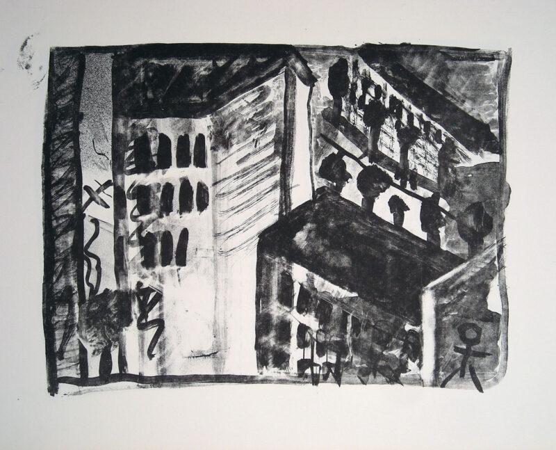 """Abbildung von """"Sonnenburger Straße I"""""""