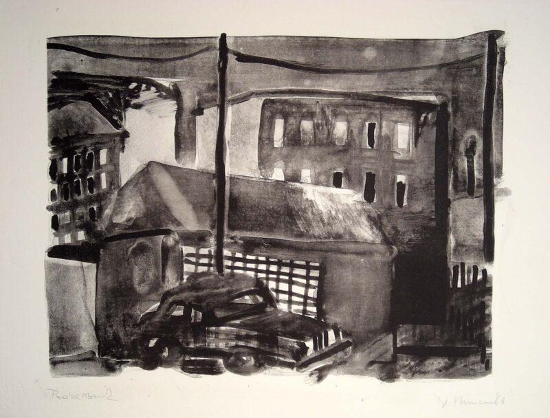 """Abbildung von """"Pankower Vorstadt"""""""