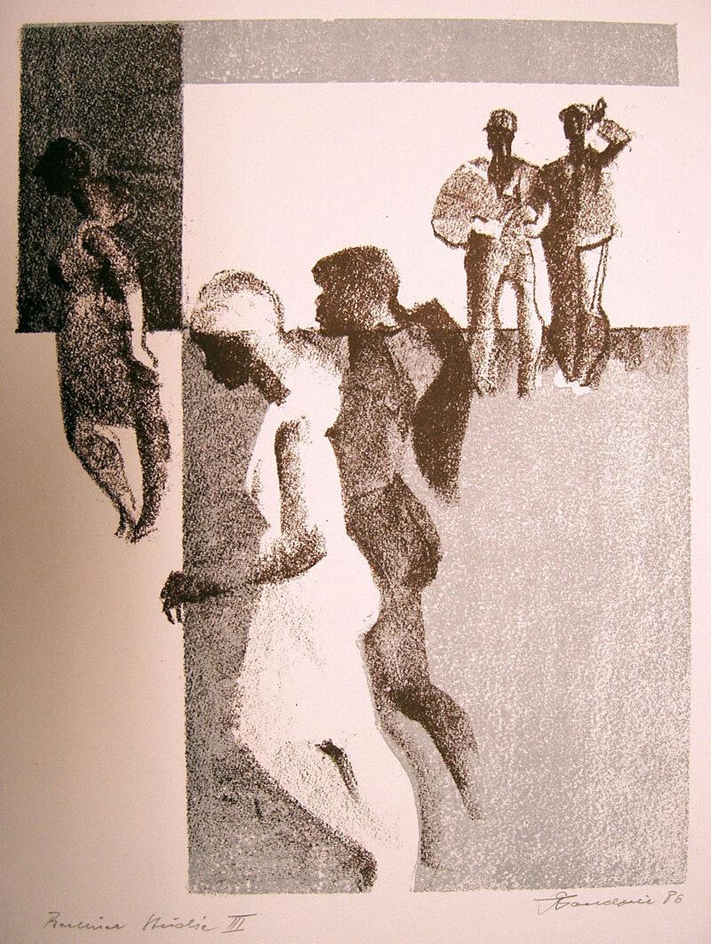 "Abbildung 1: ""Berliner Studien III"" von Gerhard Bondzin"