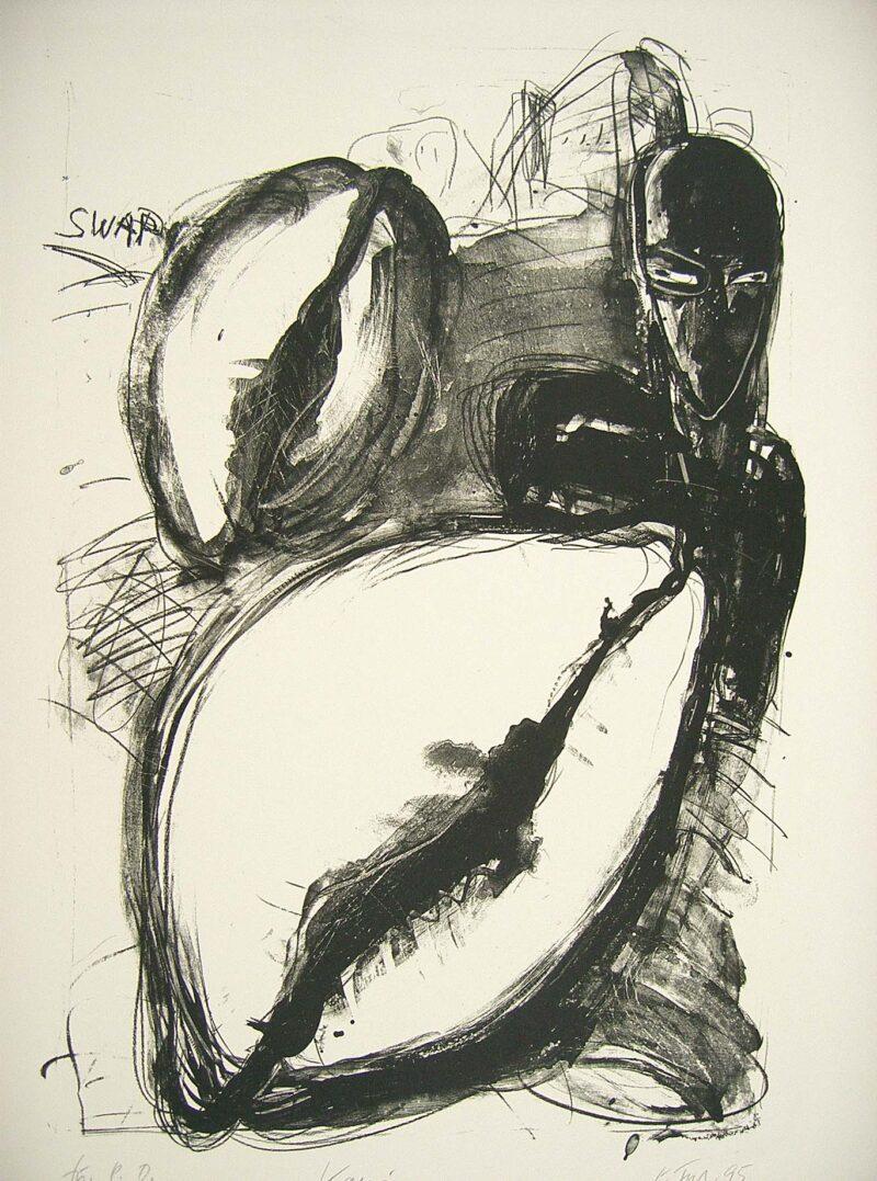 """Abbildung 1: """"Kauri"""" von Ellen Fuhr"""