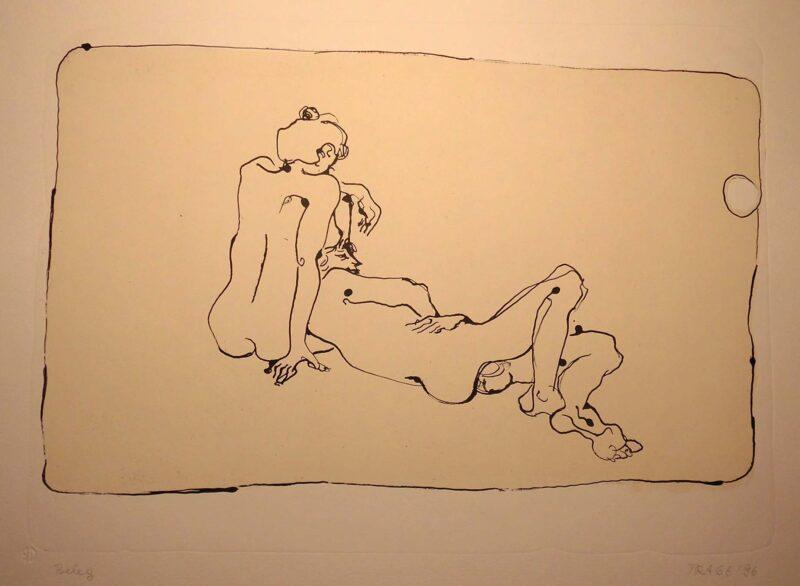 """Abbildung 1: """"Paar"""" von Christel Trage"""
