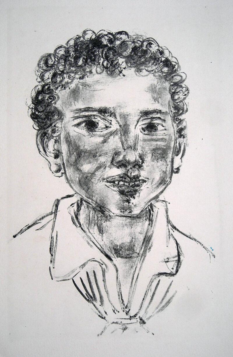 """Abbildung 1: """"Französischer Pionier"""" von Tina Bauer - Pezellen"""
