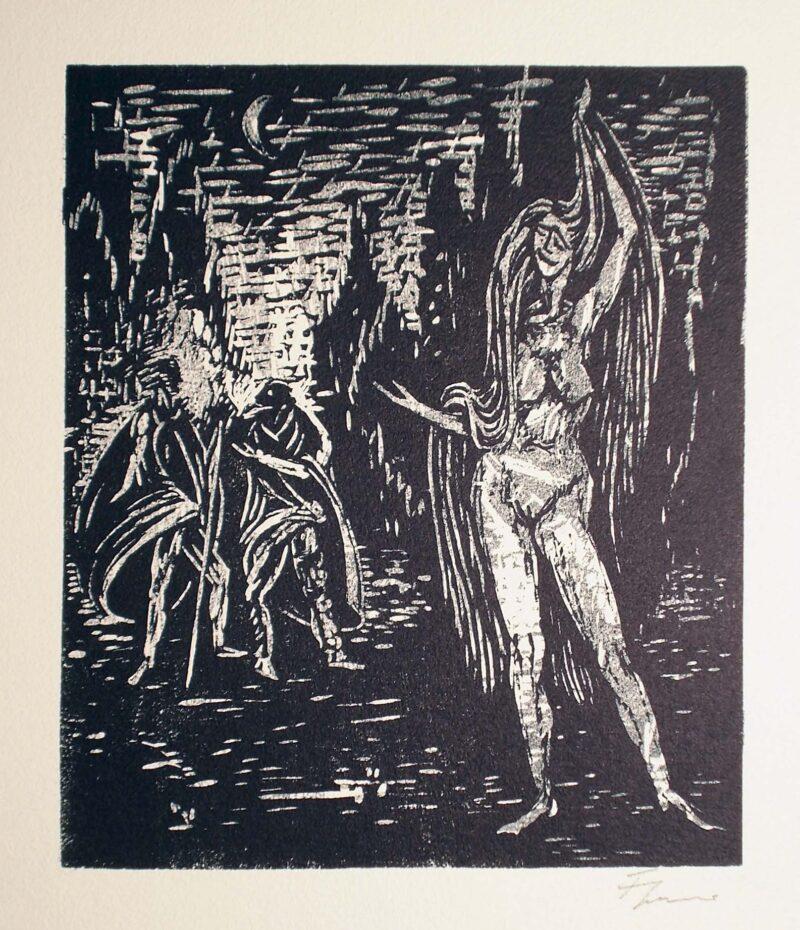 """Abbildung 1: """"Lilith II"""" von Fritz Cremer"""