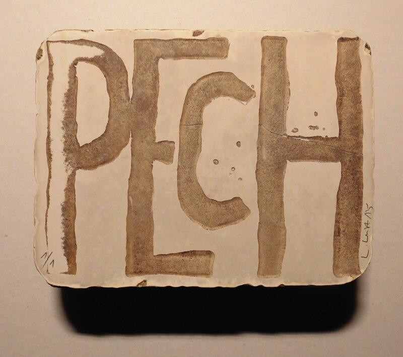 """Abbildung von """"PECHstein"""""""
