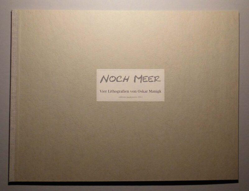 """Abbildung von """"Noch Meer"""""""