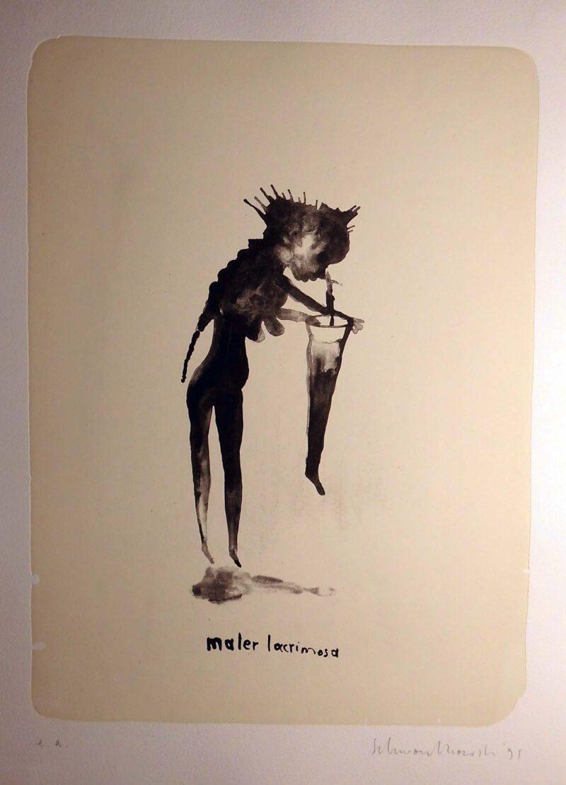 """Abbildung von """"Mater Lacrimosa"""""""