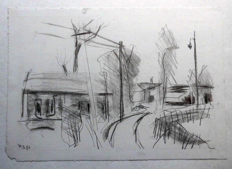 "Abbildung 1: ""Pereslawl I"" von Peter Dettmann"