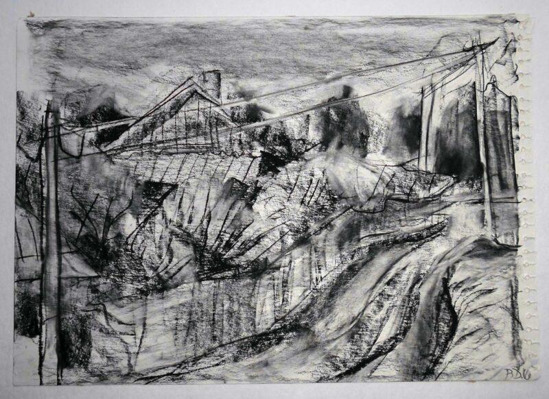 "Abbildung 1: ""Pereslawl II"" von Peter Dettmann"
