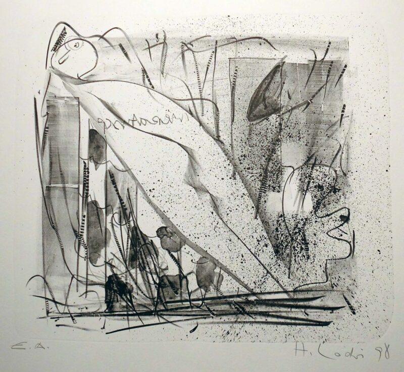 """Abbildung 1: """"Ferflickste Valte"""" von Peter Dettmann"""
