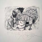 """""""Hommage Mririda"""" von Anne-Marie Chatelier (Abbildung 2)"""