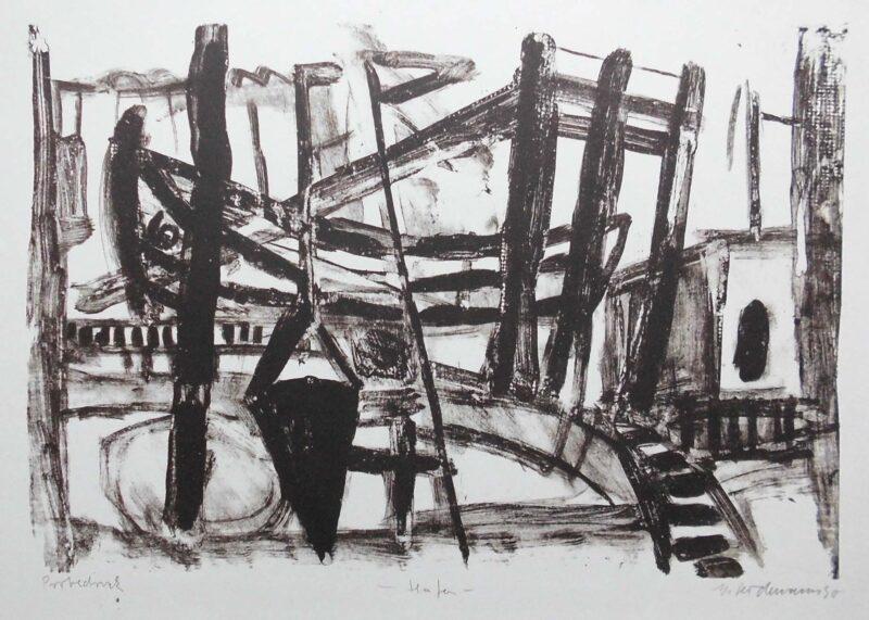 """Abbildung 1: """"Hafen"""" von Martin Seidemann"""