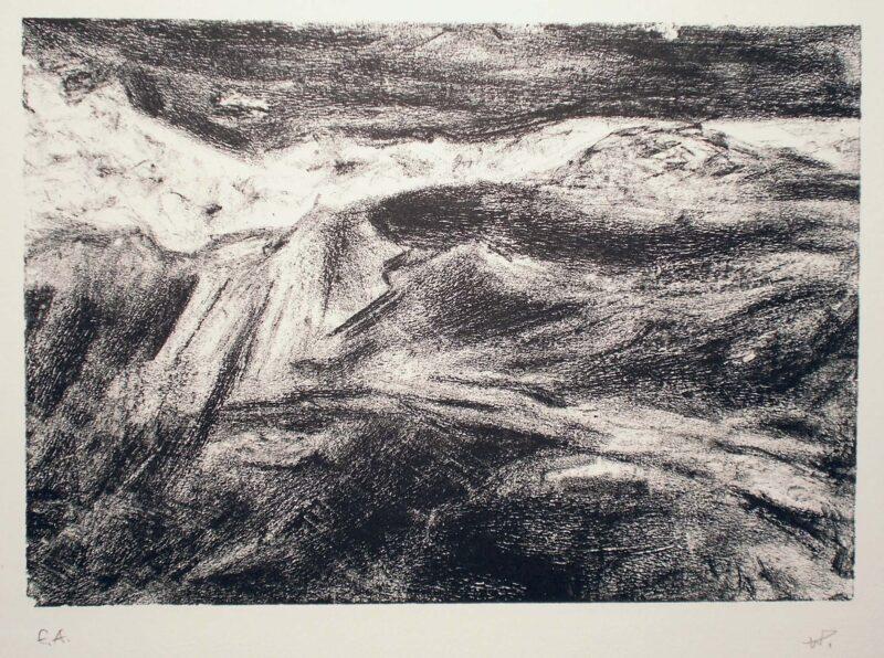 """Abbildung 1: """"o.T."""" von Werner Peters"""