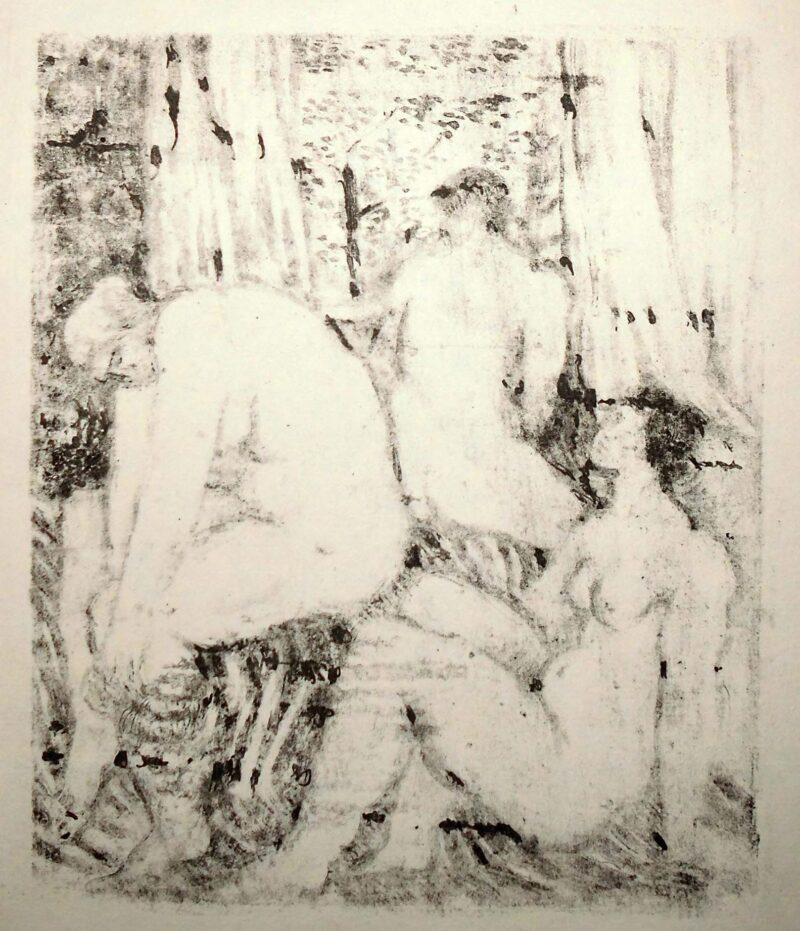 """Abbildung 1: """"Modellpause II"""" von Gerhard Rommel"""