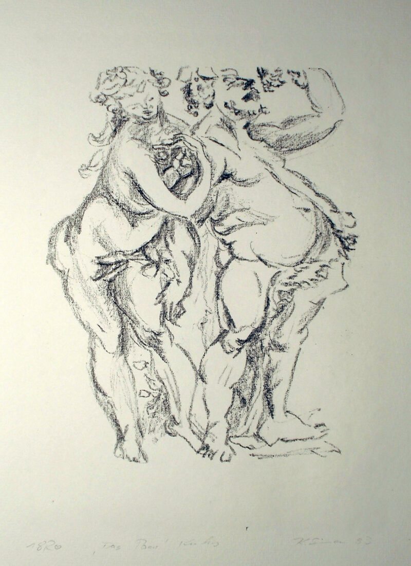 """Abbildung von """"Das Paar/Kuks"""""""