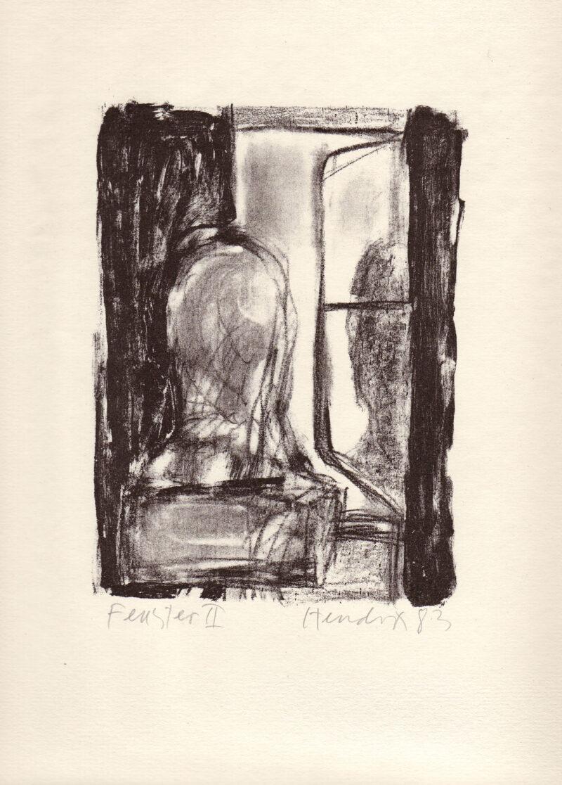 """Abbildung von """"Fenster  II"""""""