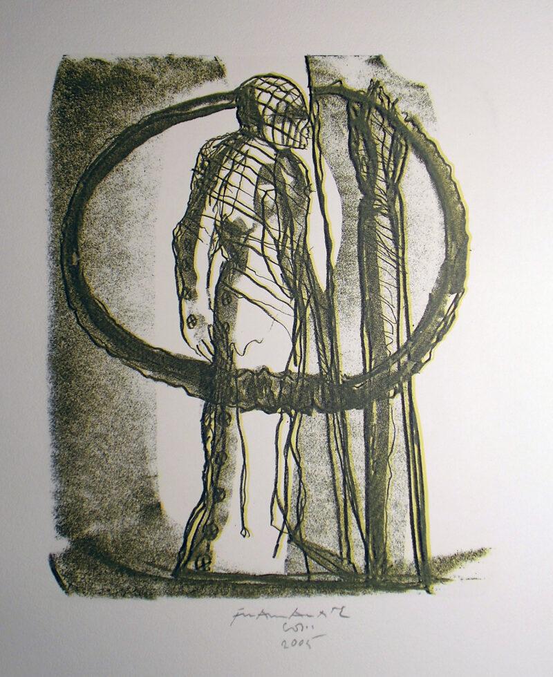 """Abbildung 1: """"Leben"""" von Franz-Anatol Wyss"""