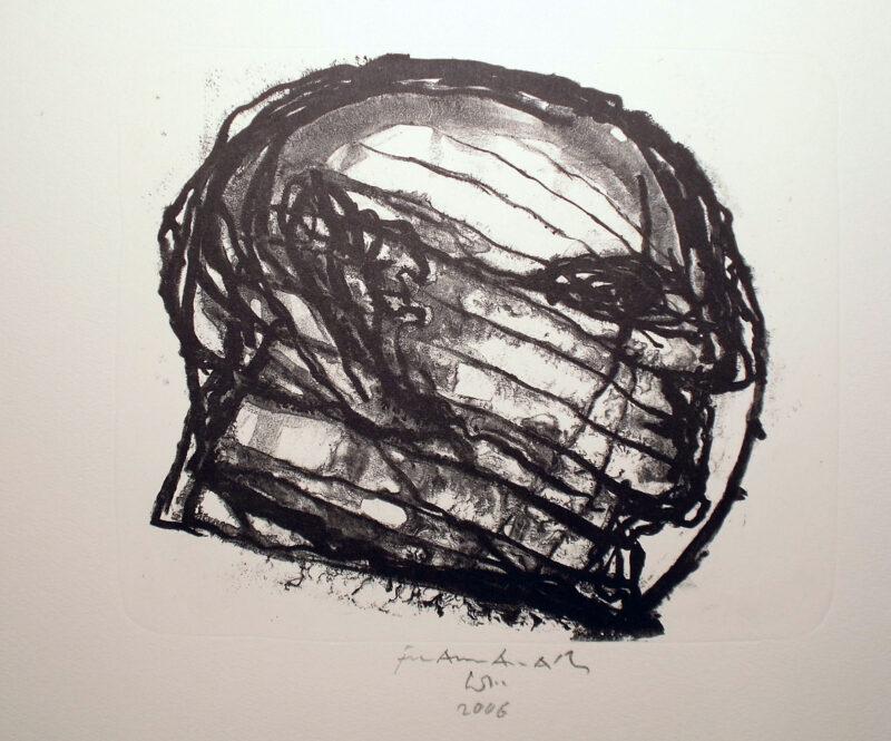 """Abbildung 1: """"Kopf"""" von Franz-Anatol Wyss"""