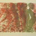 """""""Begegnung III"""" von Marcel Peltier (Abbildung 2)"""