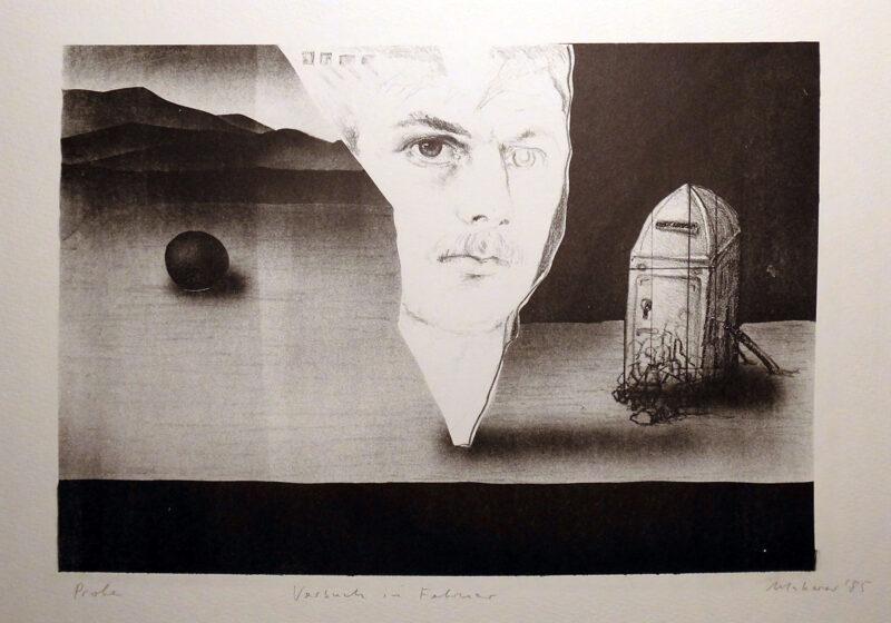 "Abbildung 1: ""Versuch im Februar"" von Nikolai Makarov"