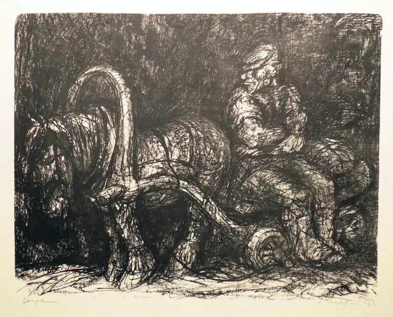 """Abbildung 1: """"Gespann"""" von Klaus Magnus"""