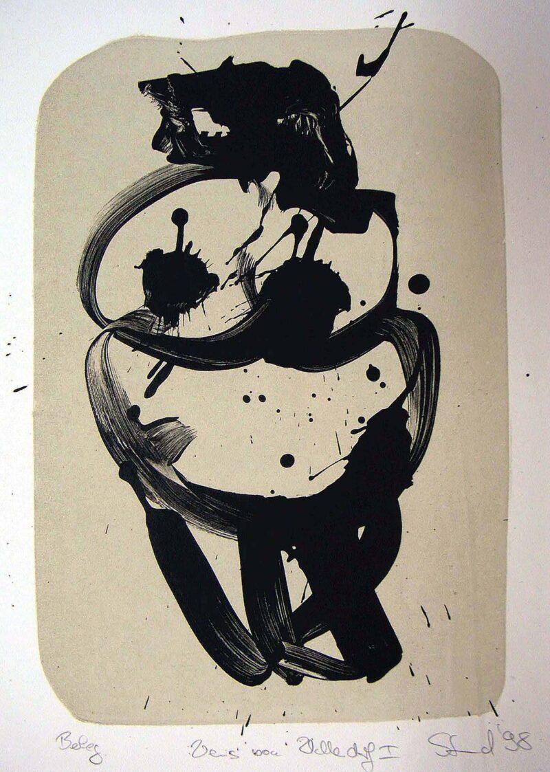 """Abbildung 1: """"Venus von Willendorf I"""" von Anita Staud"""