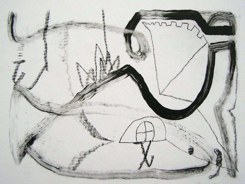 """Abbildung von """"Berliner Zeichnung XII"""""""