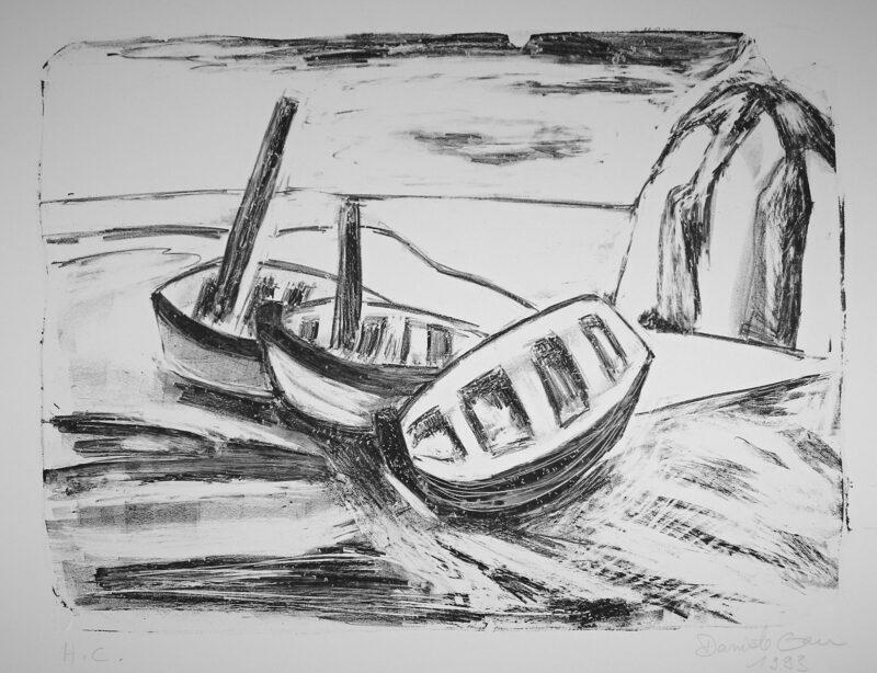 """Abbildung von """"Boote"""""""