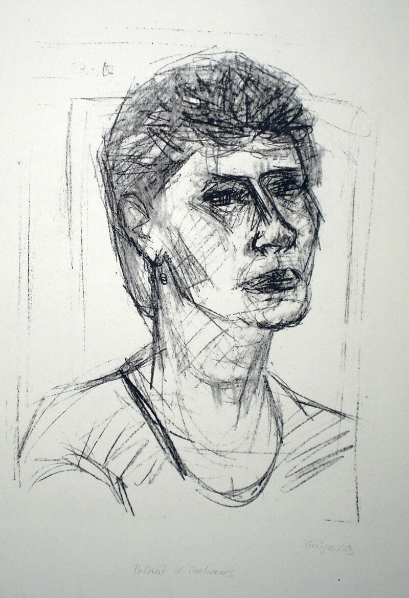 """Abbildung von """"Porträt U.Seehaus"""""""