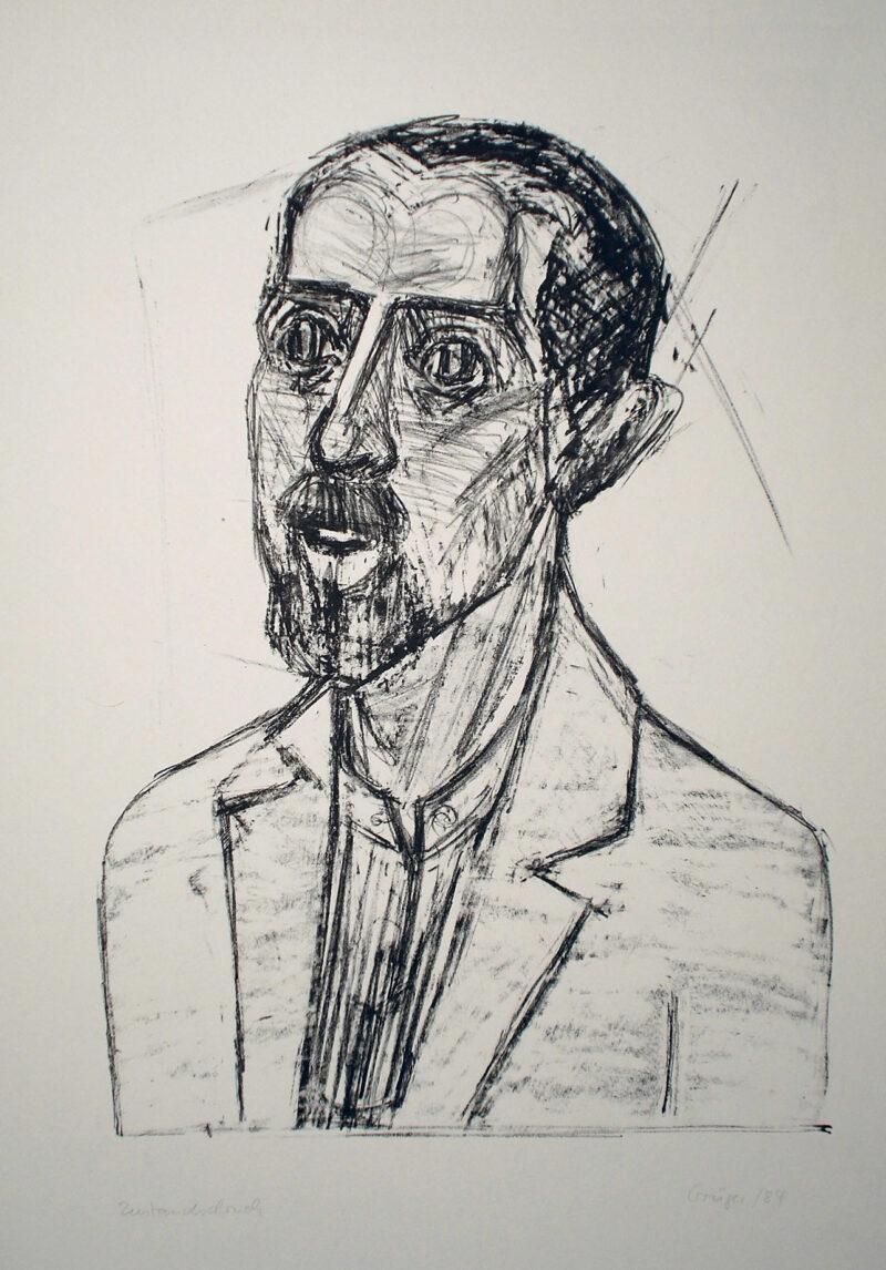 "Abbildung von ""Porträt P.D. IV"""