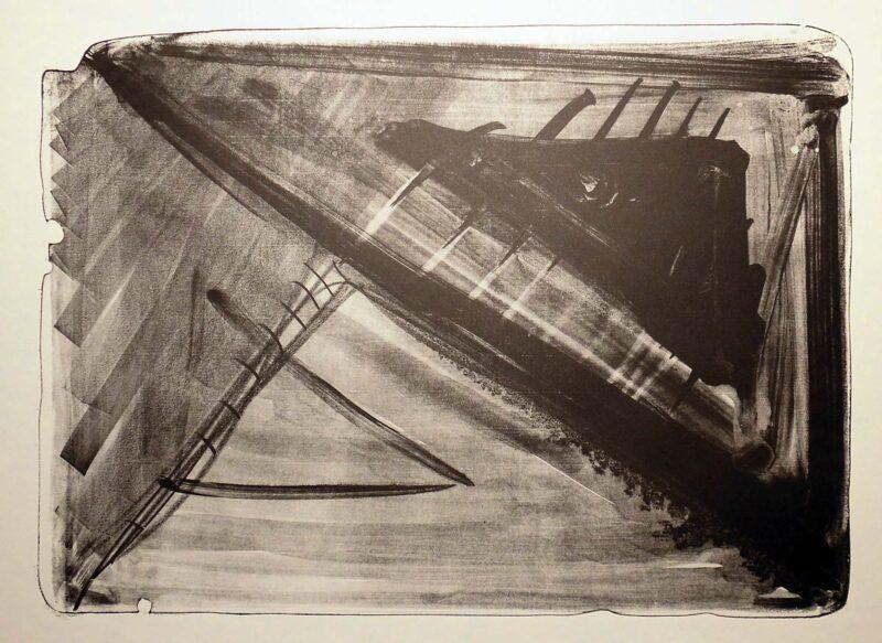 """Abbildung von """"Das aligatorische Triangel"""""""